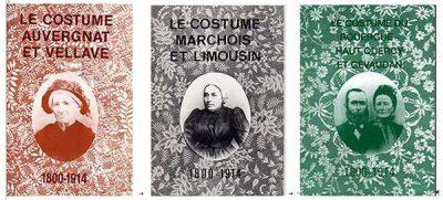 Costumes Les trois livres des LEM
